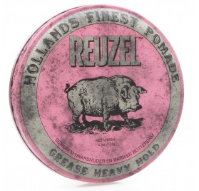 Reuzel Pomade Pink  Grease Heavy Hold 35g