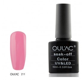 Oulac  Soak - Off Color UV & LED 211 10ml